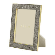 chocolate-shagreen-frame-5x7