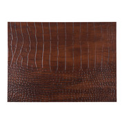 camellia-recycled-leather-placemat-cognac