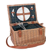 trianon-scottish-picnic-basket-green-4-person