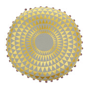 concentric-pillow-o50cm-gold-on-dove-grey