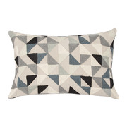 harlequin-linen-pillow-40x60cm-gray