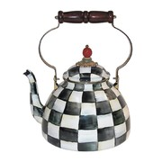 courtly-check-enamel-tea-kettle-large