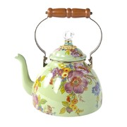 flower-market-enamel-tea-kettle-green-large