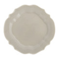 A by Amara - Luis Stoneware Side Plate - Taupe