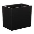 Decor Walther - DW946 Trinket Box - Matt Black Glass