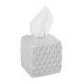 Villari - Black Tie Tissue Box