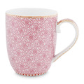 Pip Studio - Spring To Life Mug - Small - Pink