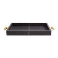 Jonathan Adler - Barbell Leather Tray