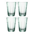 LSA International - Mia Partial Optic Highballs - Set of 4