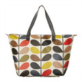 Orla Kiely - Multi Stem Zip Shopper Bag