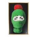Fornasetti - Lux Gstaad Panel - Green
