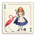 Avenida Home - Louise Kirk - Alice in Wonderland Placemat - Alice