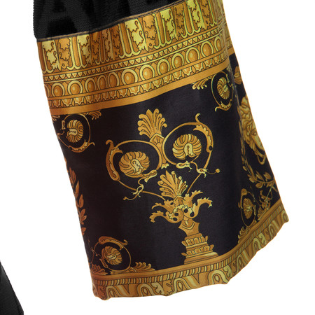 Versace Home - Barocco&Robe Bathrobe - Black