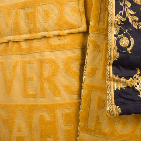 Versace Home - Barocco&Robe Bathrobe - Gold