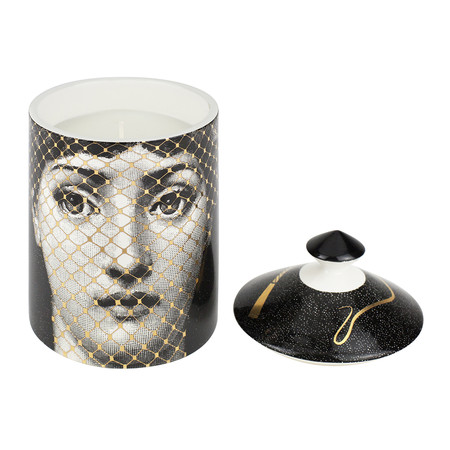 Fornasetti - Golden Burlesque Scented Candle - 300g
