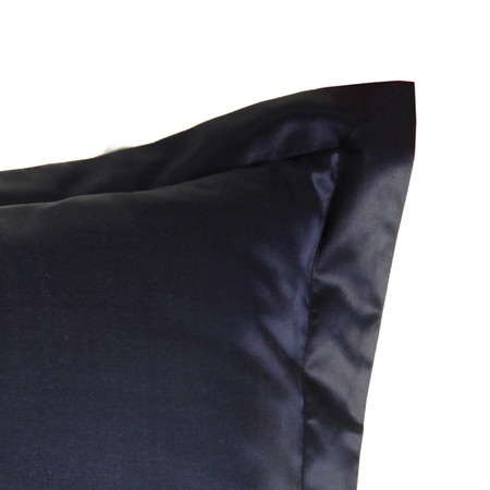 Gingerlily - 100% Silk Pillowcase - Charcoal - 50x75cm