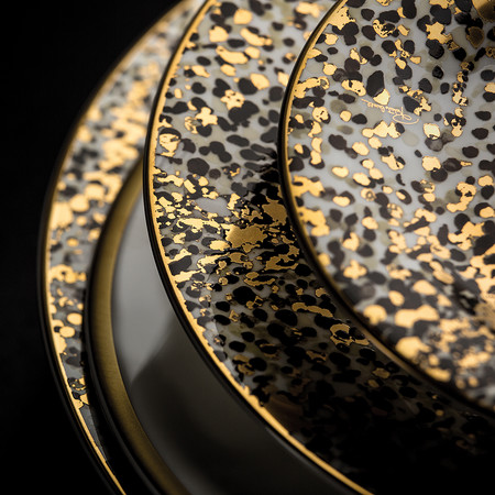 Roberto Cavalli - Camouflage Charger Plate