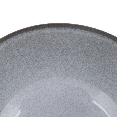 Jars - Tourron Serving Bowl - Grey