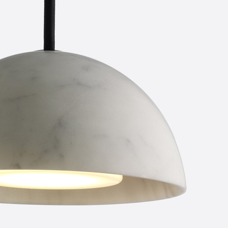 light lamp pendant r com made arthur shallow in ivory white a steel