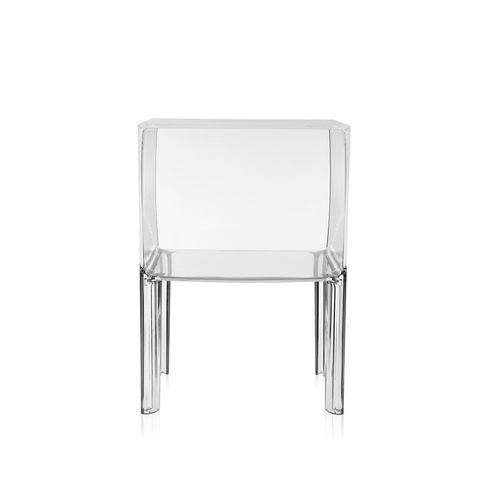 Kartell - Ghost Buster Commode - Small - Crystal