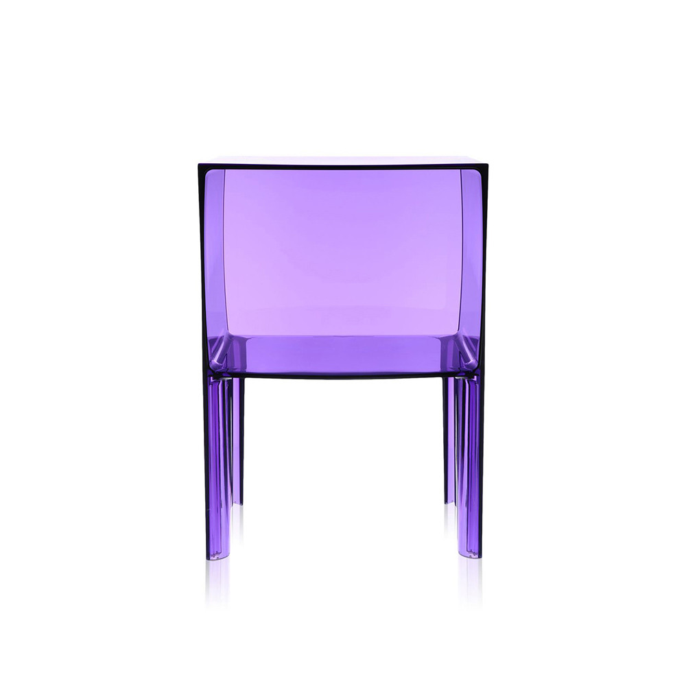 Kartell - Ghost Buster Commode - Small - Violet