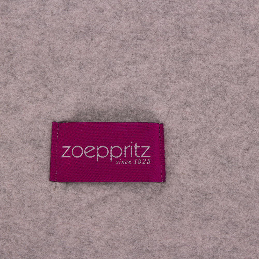 buy zoeppritz since 1828 soft wool blanket rose amara. Black Bedroom Furniture Sets. Home Design Ideas