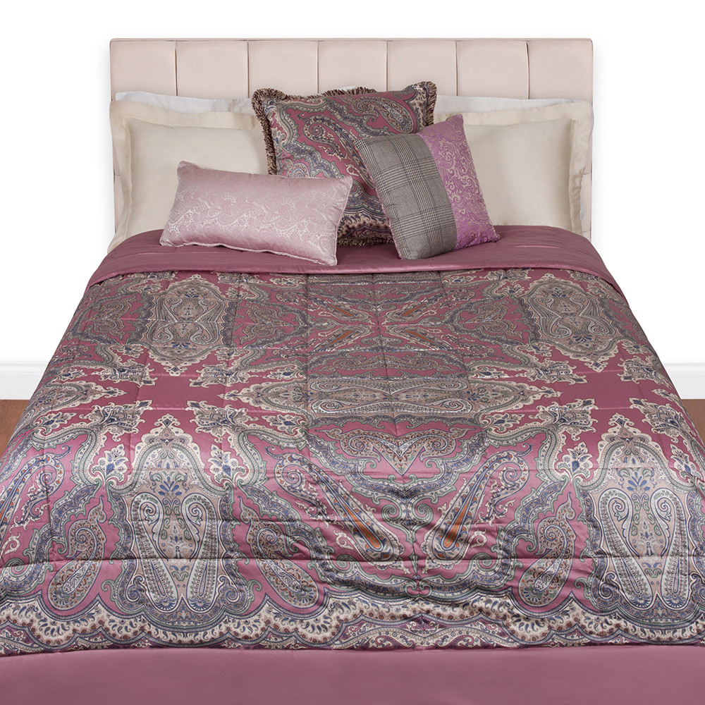 Etro  Brunei Quilted Panel Bedspread  650