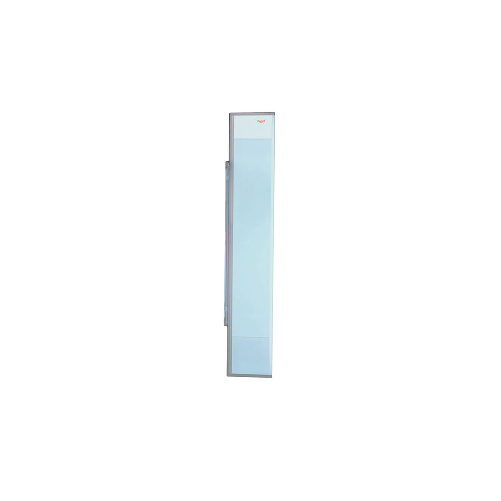 Buy kartell only me mirror pale blue 50x50cm amara for Mirror 50 x 50