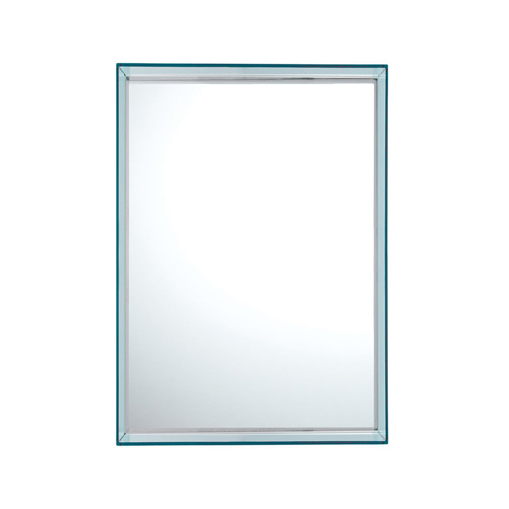 Kartell - Only Me Mirror - Pale Blue - 50x70cm