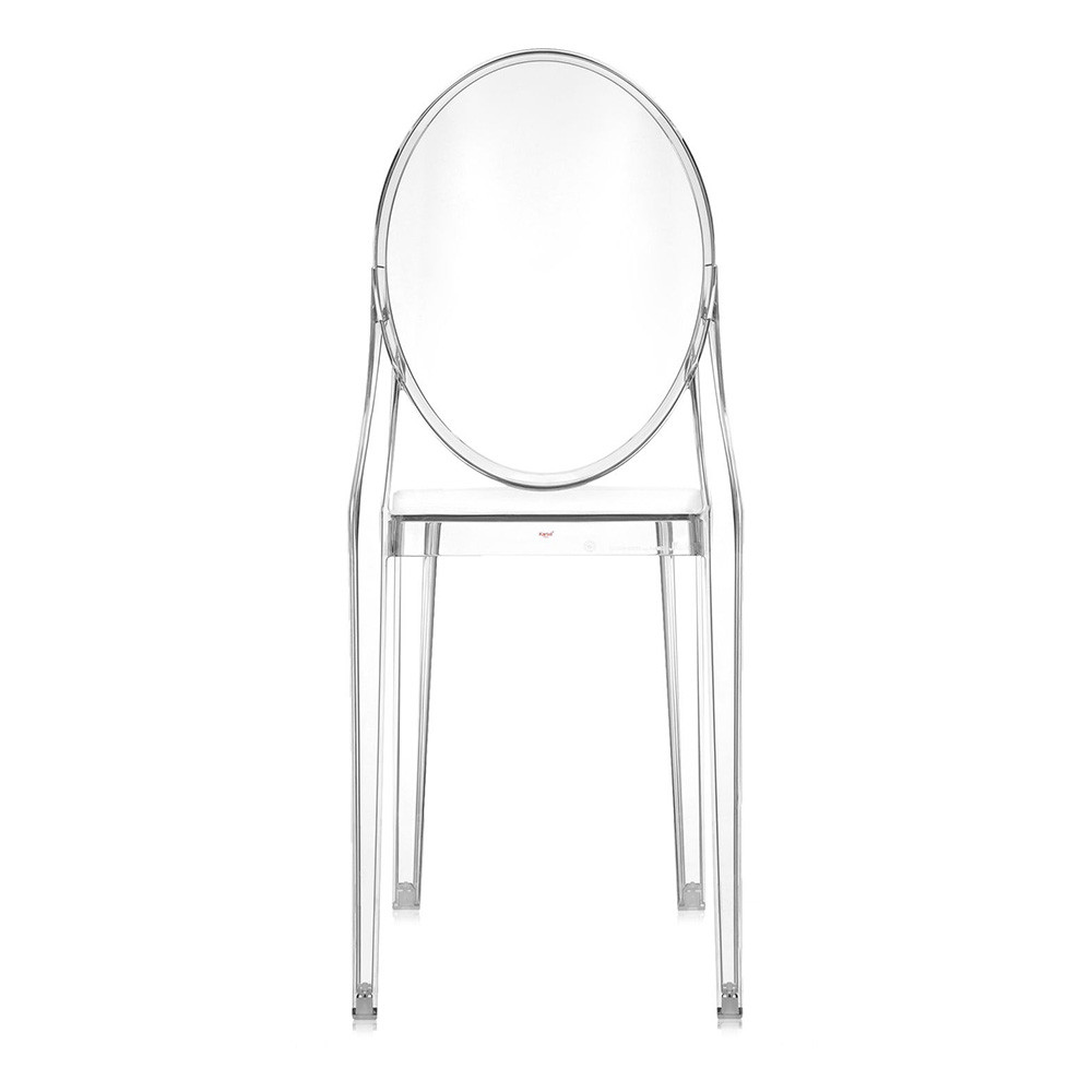 Buy kartell victoria ghost chair crystal amara - Victoria ghost stuhl ...
