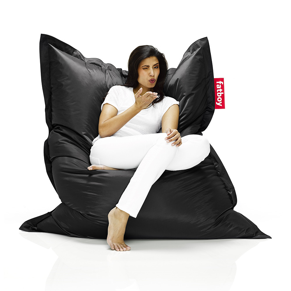 Fatboy - The Original Bean Bag - Black