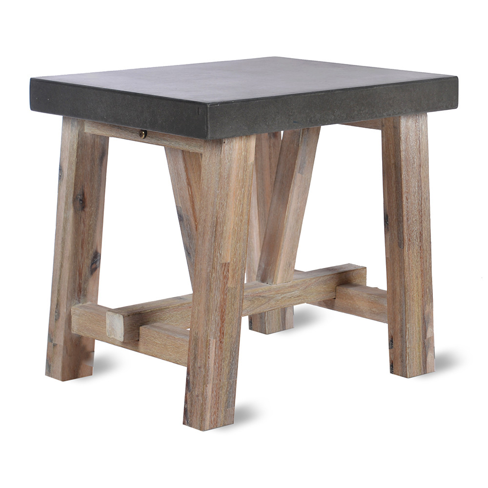 garden trading st mawes table bench set