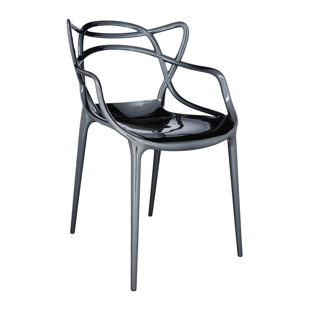 Buy Kartell Masters Chair   Titanium | Amara