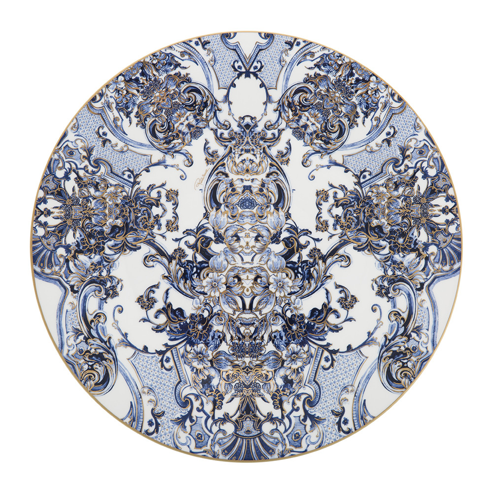 Roberto Cavalli - Azulejos Charger Plate