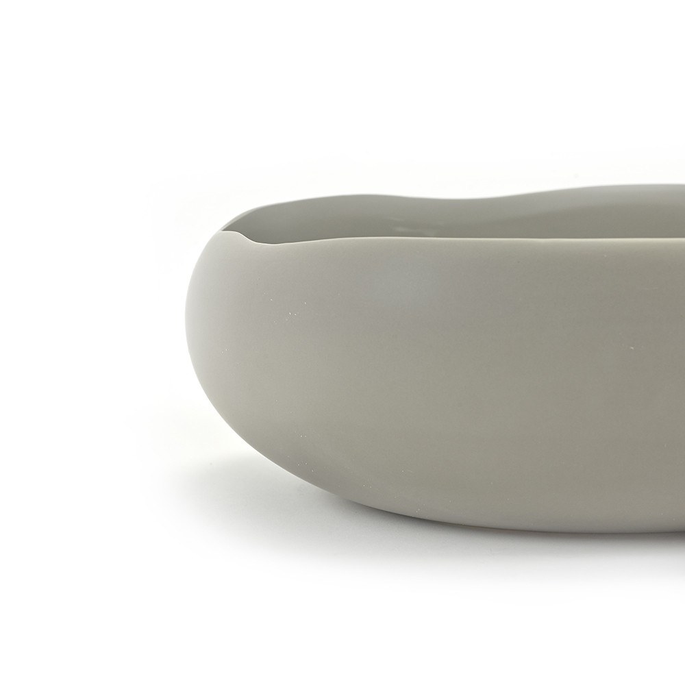 Serax - Irregular Serving Bowl - Taupe - Large
