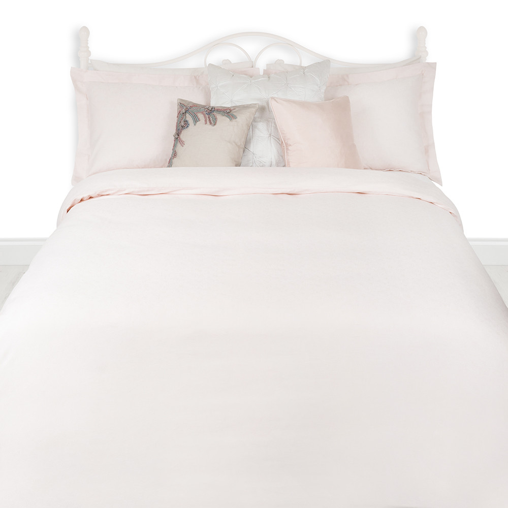 A by Amara  Dee 300 Thread Count Duvet Cover  Double