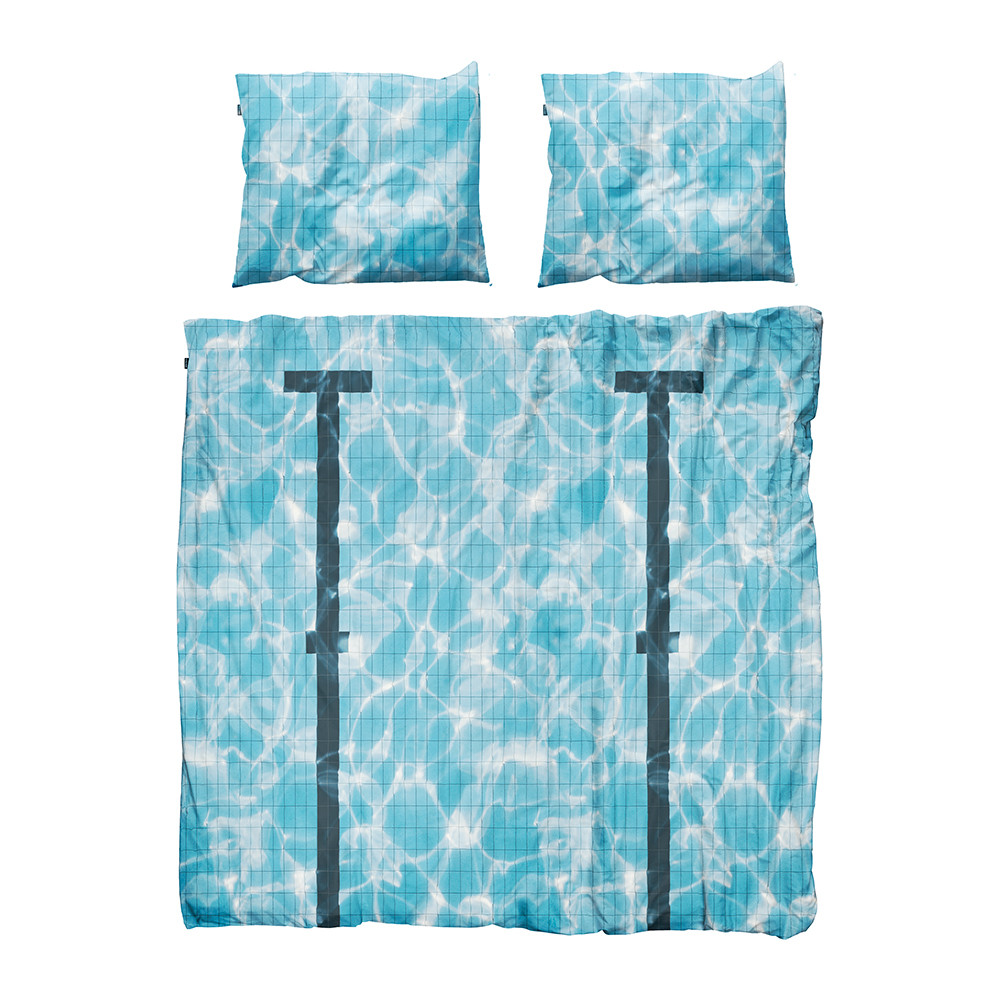 Snurk - Pool Quilt Set - Double