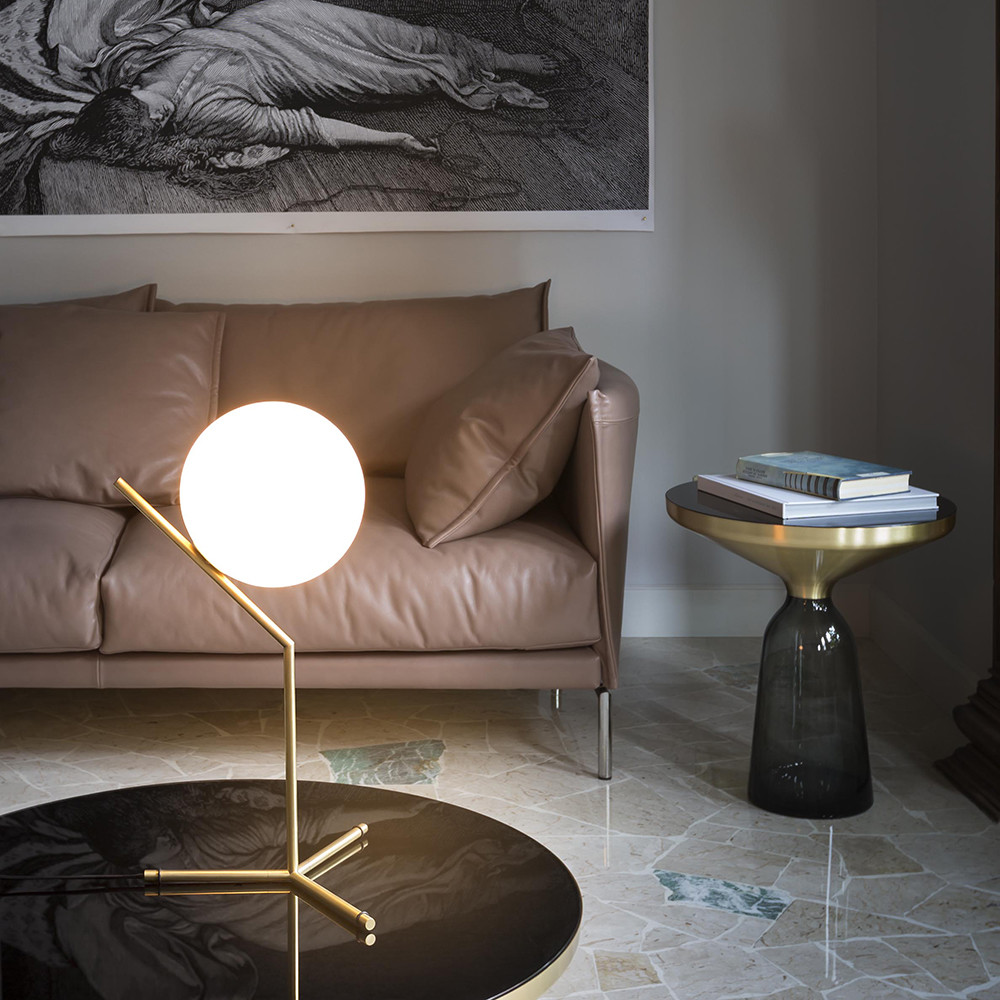 Buy flos ic t1 high table lamp amara mozeypictures Gallery