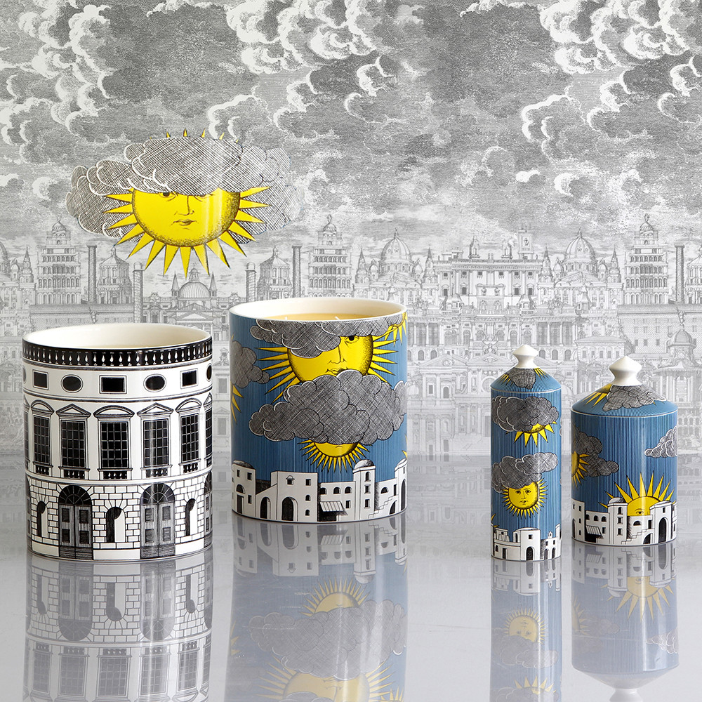 Fornasetti - Architettura Scented Candle - 900g