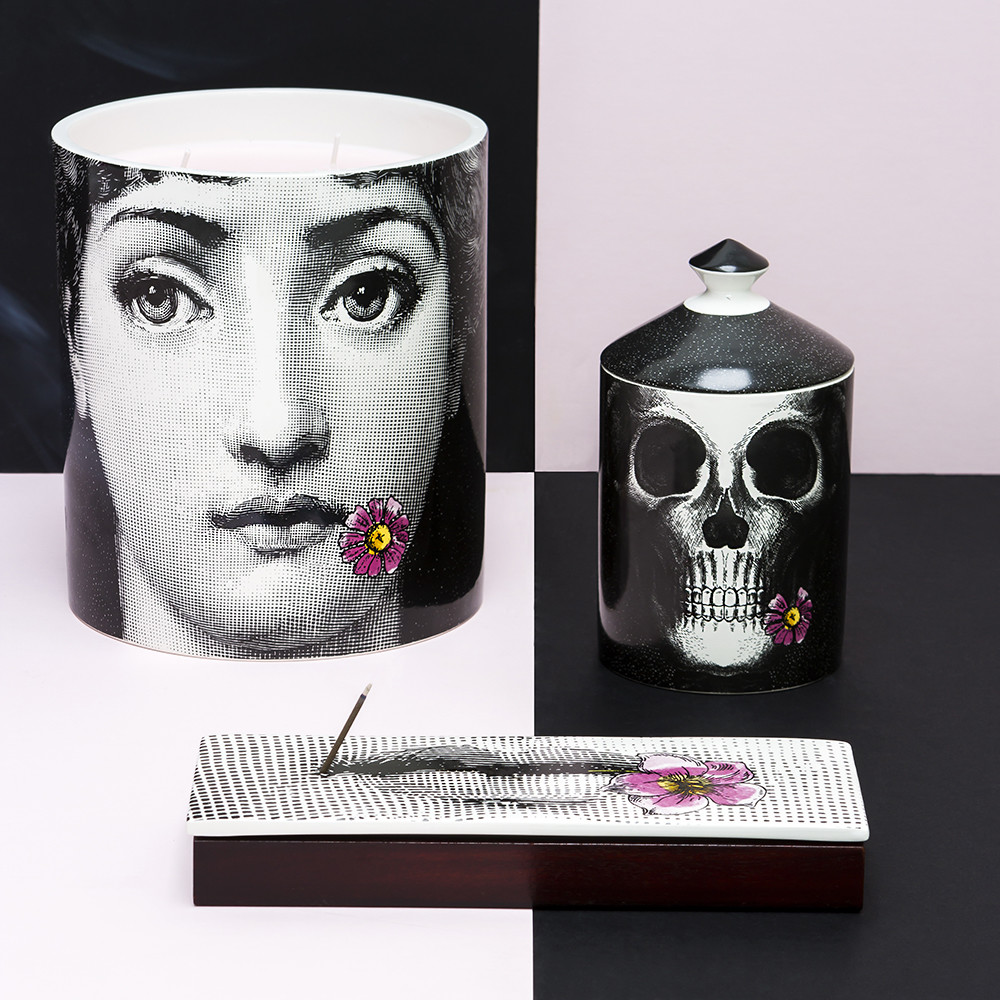 Fornasetti - Flora Requiem Scented Candle - 1.9kg