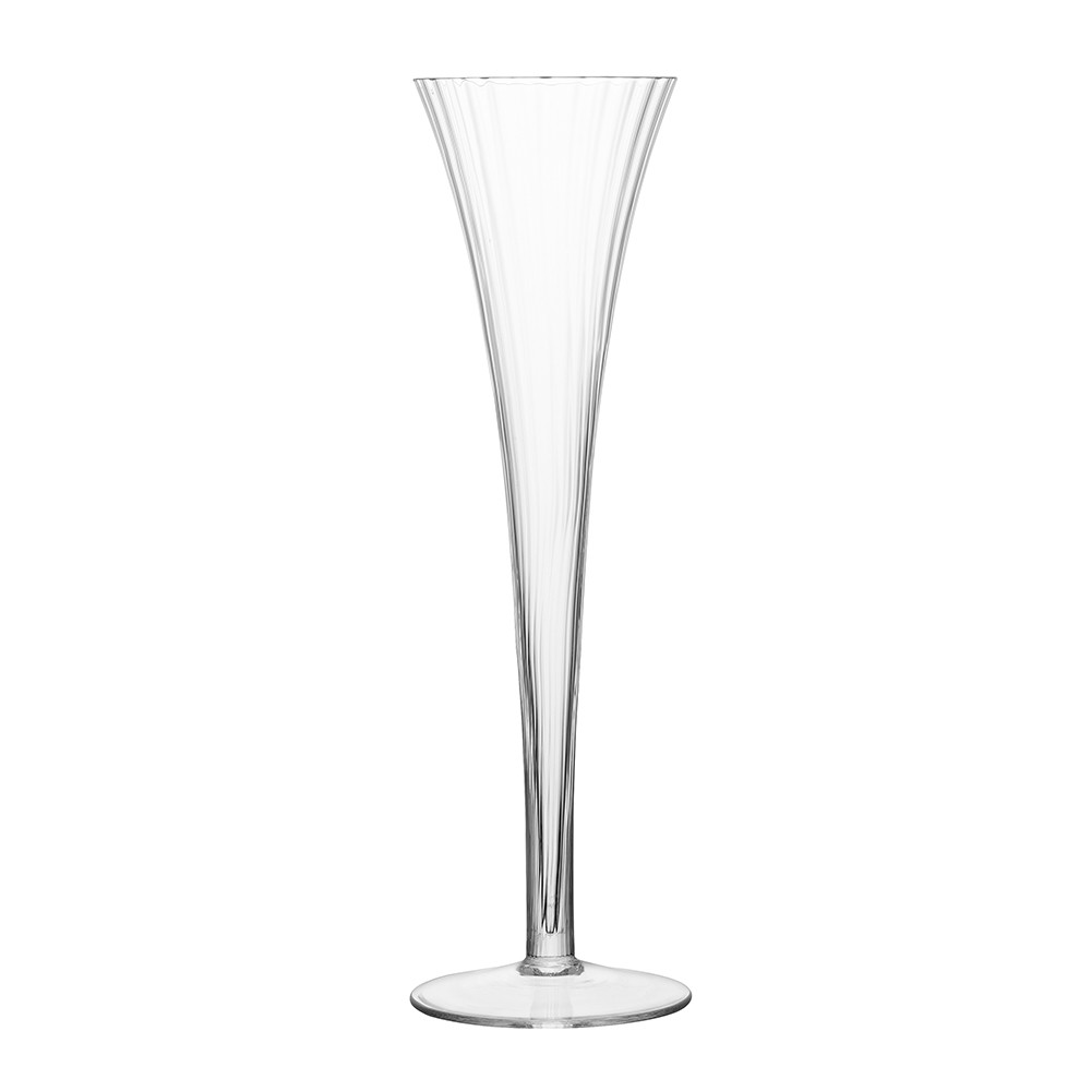 Buy LSA International Aurelia Champagne Flutes   Set Of 4 | Amara