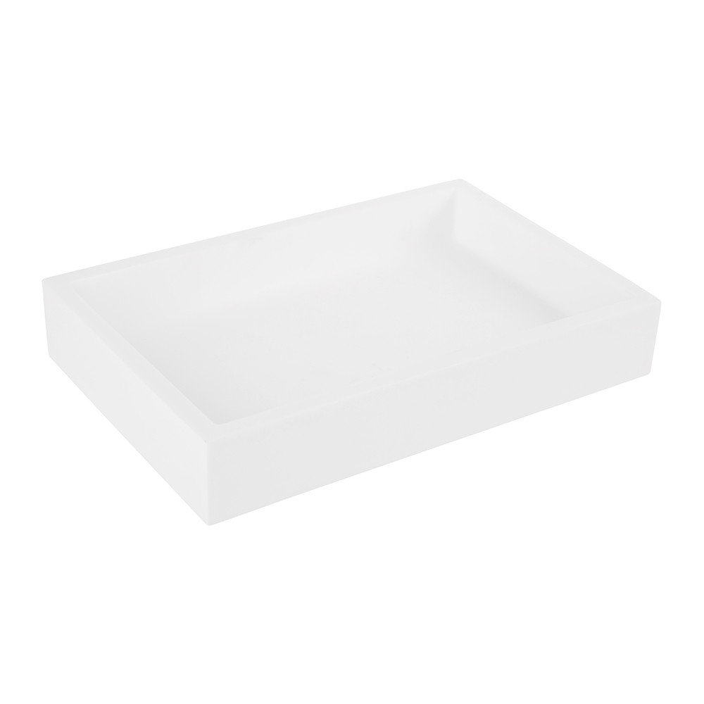 Aquanova - Moon Tray - White