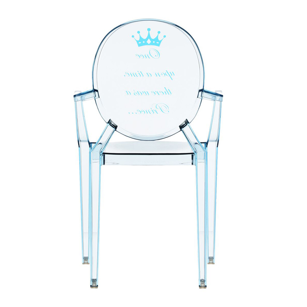 buy kartell children's lou lou ghost chair  prince  amara - next
