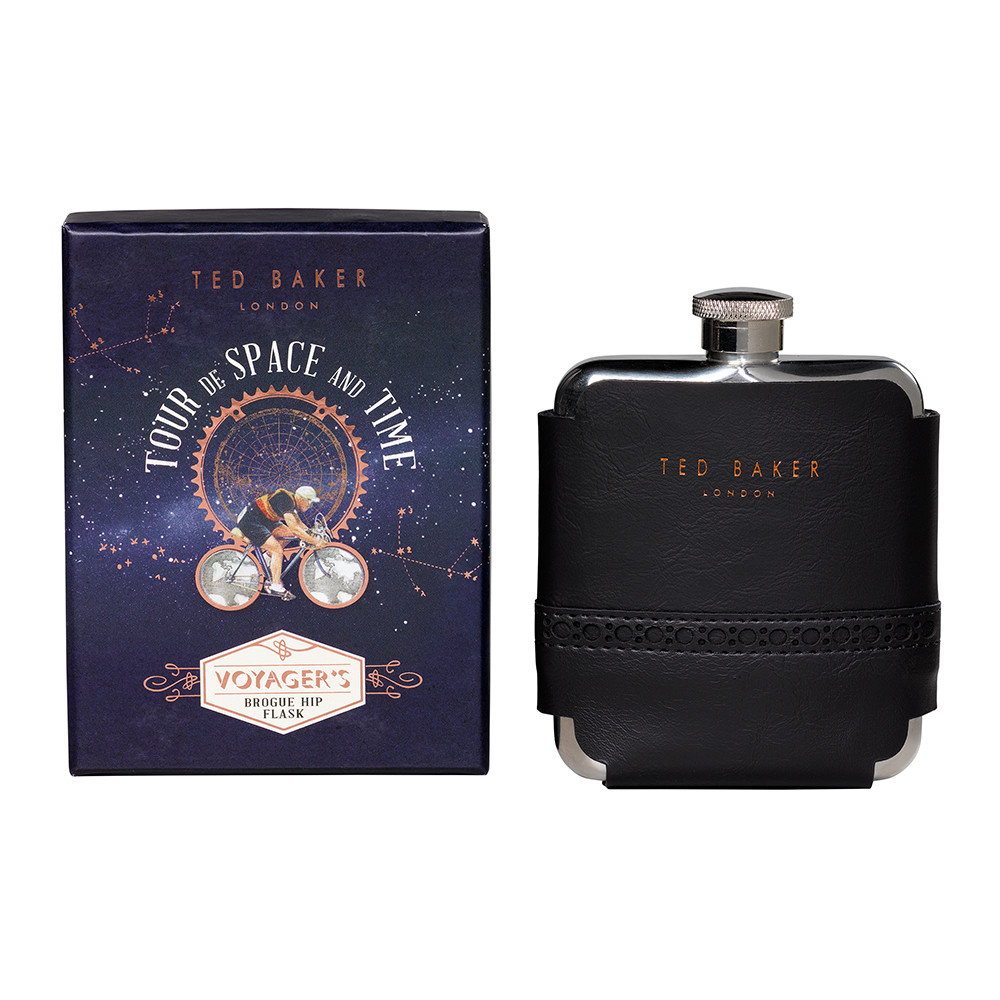 Image result for ted baker brogue flask