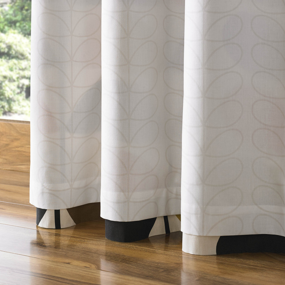 Orla Kiely - Multi Stem Eyelet Curtains - 229x229cm