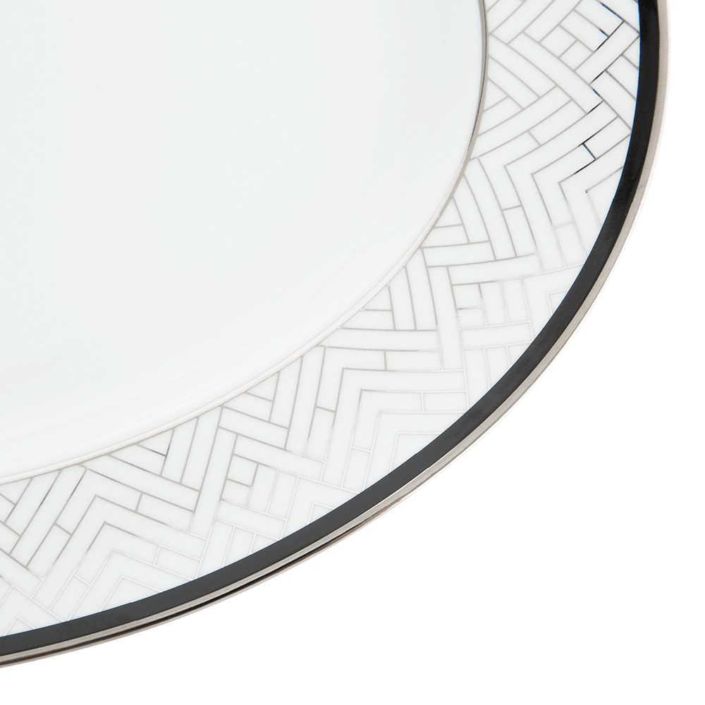 A by Amara - Addison Porcelain Serving Plate