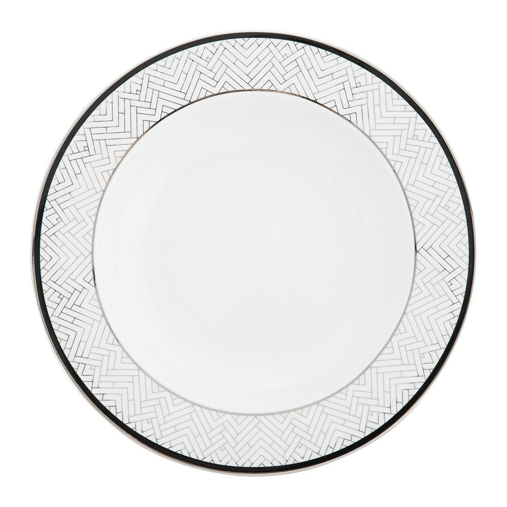 A by AMARA - Addison Porcelain Soup Plate