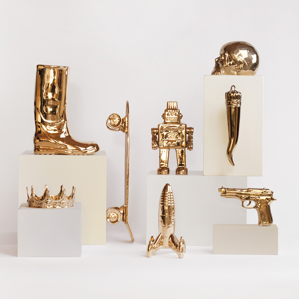 Seletti - Limited Gold Edition - My Spaceship