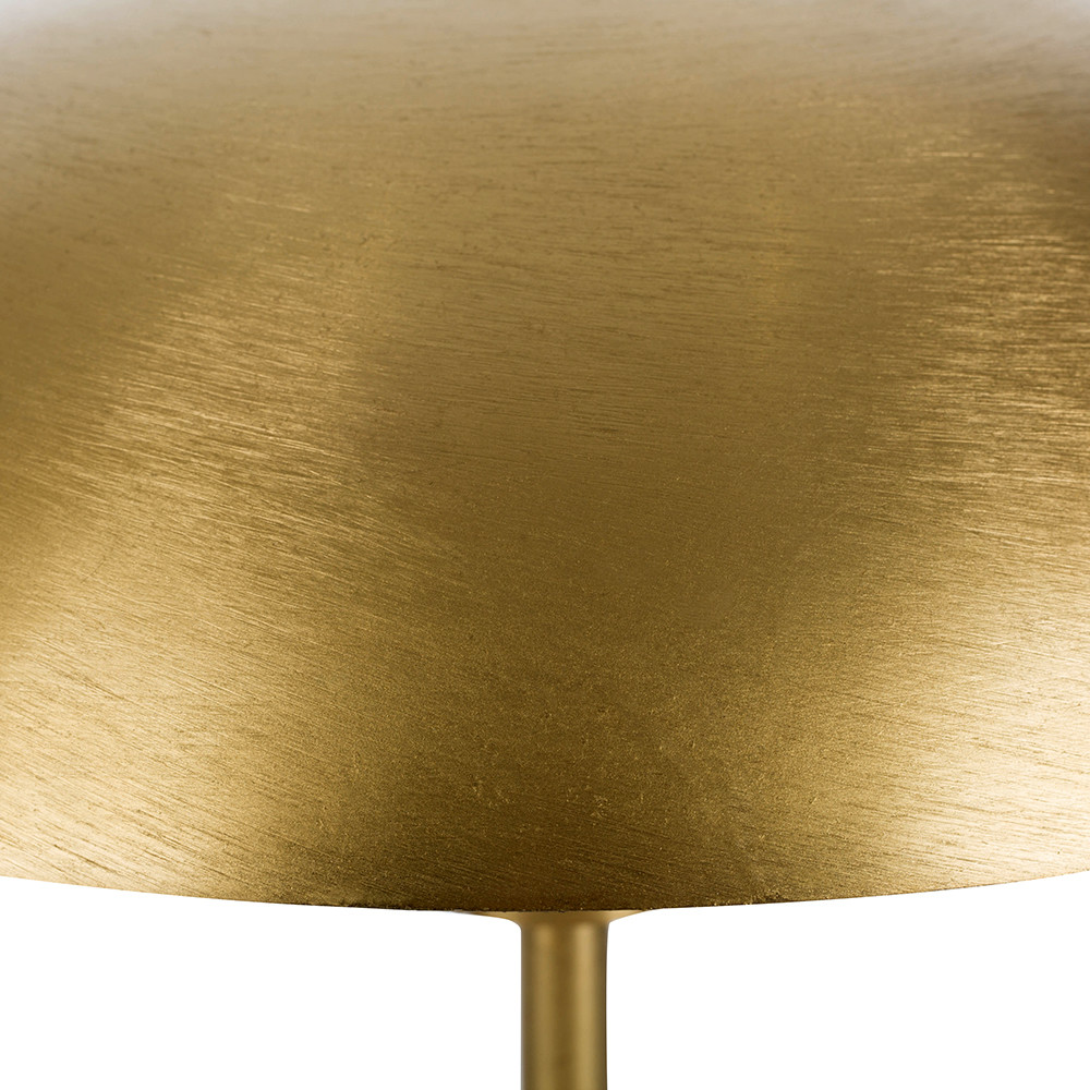 Bloomingville - Tripod Table Lamp - Brushed Gold