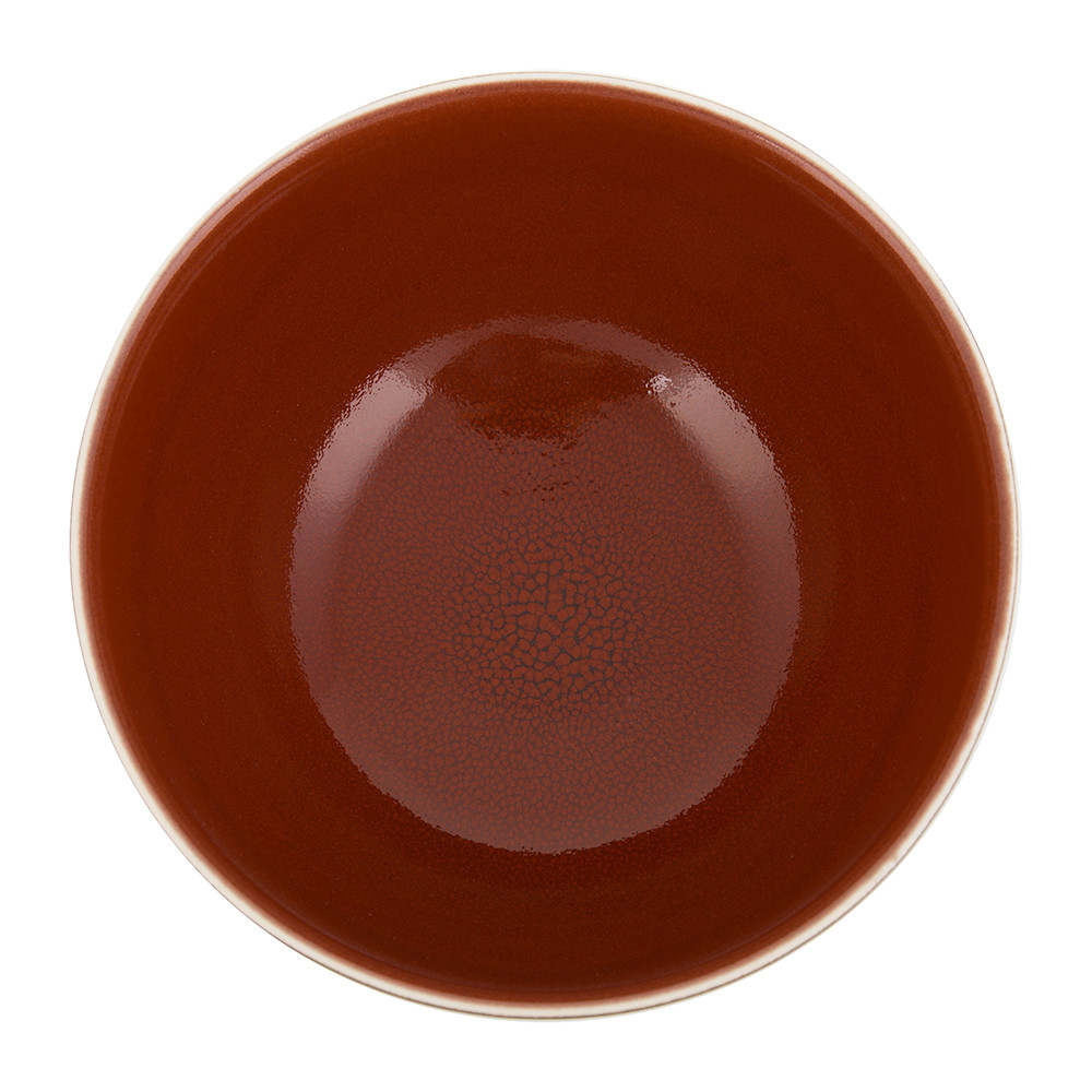Jars - Tourron Serving Bowl - Cherry